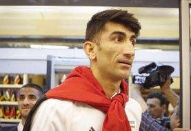 واکنش بیرانوند به محرومیت یک جلسهای: خداحافظ فوتبال ایران!