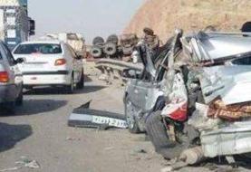 بیش از ۵ هزار نفر بر اثر تصادف در چهار ماهه ابتدایی سال جاری فوت کردند