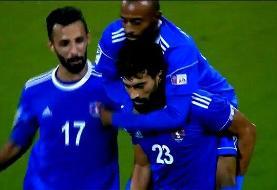 دربی ایرانیهای قطر به سود تیم پورعلی گنجی/ رضاییان گل زد