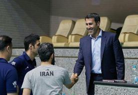 محمودی: انتظار بیشتری از وزارت ورزش دارم/ والیبال از سوءمدیریت آسیب دیده است