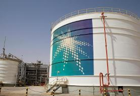 تولید نفت در عربستان سعودی به نصف کاهش یافته است