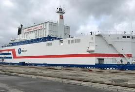 World's first floating nuclear power plant arrives in Russian port