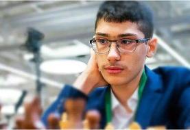 رقابت فیروزجا با نفرسوم رنکینگ جهانی در جام جهانی شطرنج