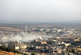 مرگ دستکم ۱۰ نفر در پی انفجار خودروی بمب گذاری شده در شمال سوریه