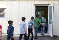 آماده&#۸۲۰۴;سازی مدارس مناطق سیل&#۸۲۰۴;زده تا مهرماه/ حدود ۵ هزار کلاس درس کانکسی داریم