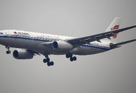 دختر چینی مست، مهماندار هواپیمای در حال  پرواز به پکن را گاز گرفت