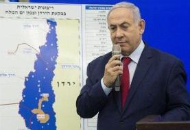 فلسطین: نتانیاهو به دنبال کنترل بر ۷۵ درصد از کرانه باختری است