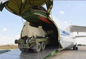 ترکیه سری دوم محمولههای قطعات اس ۴۰۰ روسیه را به طور کامل دریافت کرد