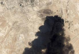 Damage from Iran-linked drone attack on Saudi oil facility captured in satellite images
