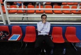 سرمربی فرش آرا: رفتار سنگسفیدی با بازیکنانم غیراخلاقی بود