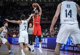 اسپانیا با غلبه بر آرژانتین قهرمان جام جهانی بسکتبال شد