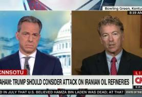 Sen. Paul: Don't bomb Iran over Saudi attack