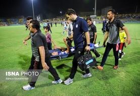 باز هم خشونت و بی نظمی در فوتبال: محرومیت نفت مسجد سلیمان از حضور تماشاگر در بازیهای خانگی