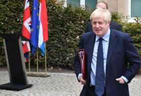 Boris Johnson's Foray Into Brexit Talks Ends in Retreat From Protests