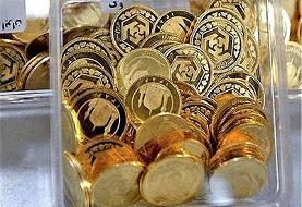نرخ سکه و طلا در ۲۵ شهریور ۹۸