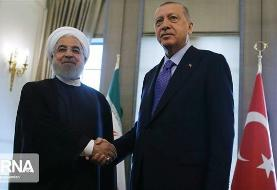 Iran-Turkey-Russia cooperation promotes Syria security: Rouhani