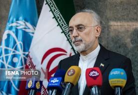 رییس سازمان انرژی اتمی:  روسای جمهور ایران و فرانسه برای حفظ برجام در تلاش هستند