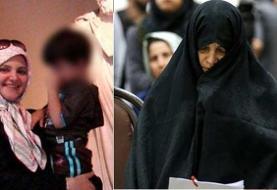(عکس) ماجرای پوشش متفاوت شبنم نعمت زاده در دادگاه