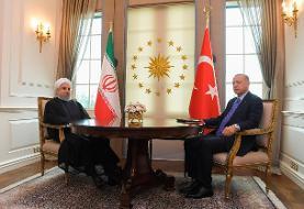 مذاکرات روحانی در ترکیه به کجا میرسد؟