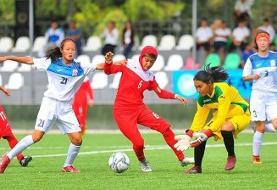 قهرمانی تیم ایران با شکست ازبکستان