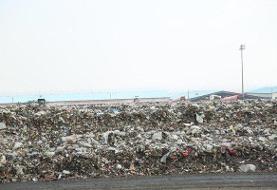 جمعآوری بیشترین و کمترین زباله خشک در فروردین و تیر