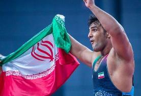 پیروزی بزرگ سنگین وزن ایران مقابل قهرمان جهان/ ادامه درخشش نجاتی و گرایی در نورسلطان