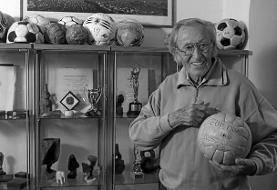 مربی آلمانی تیم امید در ۹۳ سالگی درگذشت