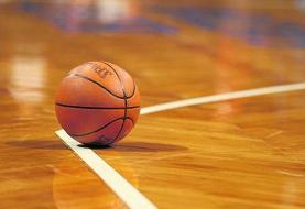 پیروزی تیم بسکتبال ایران مقابل هنک کنگ در تورنمنت تایلند