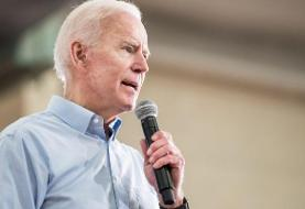 Joe Biden reportedly praised pharmaceutical companies at a private party despite publicly ...