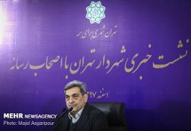 بسیج شهرداری تهران برای اصلاح اشکالات تابلوهای شهری