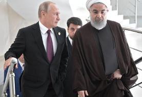 تاکید پوتین بر توسعه همکاری ایران و روسیه در تمامی زمینه ها