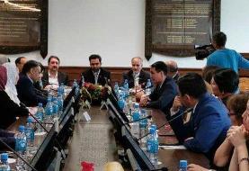 افتتاح مرکز مطالعات اقتصادی ایران و قزاقستان به نام ابوریحان بیرونی