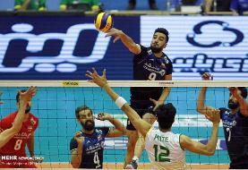 Iran sink China at Asian Volleyball Championship