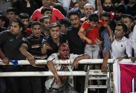 ۱۱ کشته و ۲ نقص عضو!/ تلفات سنگین فوتبال ایران در ۱۸ سال