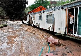 بحران مسکن در آمریکا/کلرادو سان: اقشار فقیر آمریکا به سکونت در خانههای متحرک روی آوردند