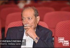 با لامینور فاصله ۴۰ ساله برداشته شد/ علی نصیریان امروز مقابل دوربین داریوش مهرجویی