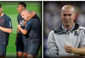 بازگشت زیدان به لیگ قهرمانان/ مادرید میزبان رونالدو