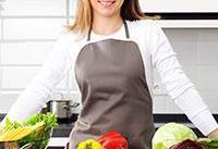 بهترین روش&#۸۲۰۴;های پخت و پز برای جلوگیری از ابتلا به سرطان