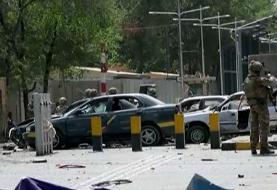 Twin suicide bombings target Afghanistan president's rally, Kabul downtown; 48 dead