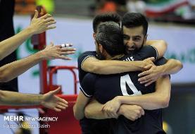 ایران ۳ - چین صفر/ پیروزی بیدردسر تیم ملی والیبال در مرحله دوم