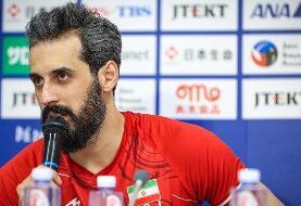 سعید معروف: کم اشتباه بودیم و پیروز شدیم