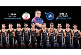 ایران مقام چهارم جهان در کشتی فرنگی / کسب ۳ سهمیه المپیک