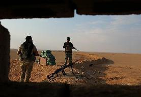 مواضع و انبار مهمات سپاه پاسداران و حشد الشعبی در بوکمال در مرز سوریه با عراق مورد هدف قرار گرفت