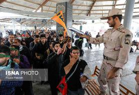 امسال مُهر کنترل مرزی گذرنامه زوار اربعین به منزله ویزا تلقی میشود