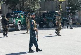 انفجار در محل سخنرانی انتخاباتی اشرف غنی در افغانستان ۲۴ کشته برجا گذاشت