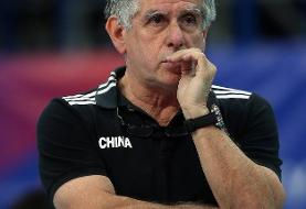 لوزانو: دوست دارم همیشه با ایران بازی کنیم