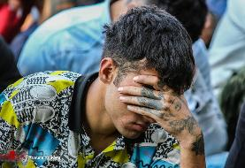 خالکوبیهای عجیب اراذل و اوباش تهران