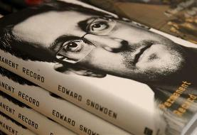 US sues Snowden over new book, cites non-disclosure agreements