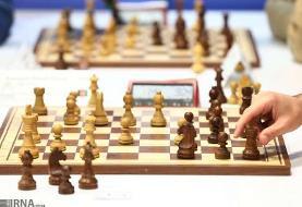 ایران صدرنشین مسابقات شطرنج جام همکاری شانگهای چین شد