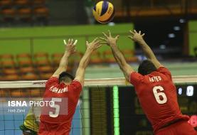 چینتایپه حریف والیبال ایران در دور سوم + نتایج